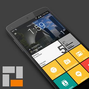 دانلود SquareHome 2 v1.6.6 – لانچر ویندوز 10 برای اندروید