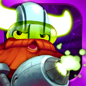 دانلود Star Vikings Forever 1.0.20 - بازی وایکنیگ های ستاره اندروید