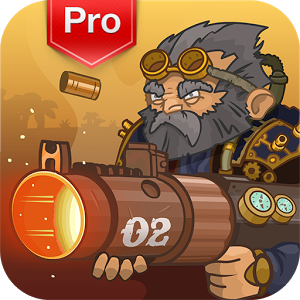 دانلود Steampunk Defense Premium 2.0.3 - بازی استراتژیک برج دفاعی اندروید