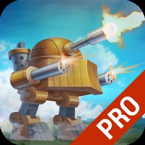 دانلود Steampunk Syndicate 2 Pro Version 1.2.52 - بازی استراتژیکی برج دفاعی اندروید