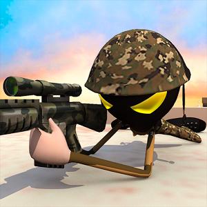 دانلود Stickman Shooter : Modern Warrior 1.1 - بازی تیراندازی استیکمن اندروید
