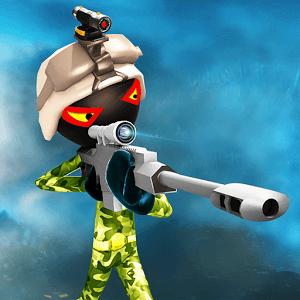 Stickman Sniper Squad 2017 v1.2 - بازی استیکمن اندروید
