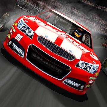 دانلود Stock Car Racing 3.3.3 - بازی مسابقات اتومبیل رانی اندروید