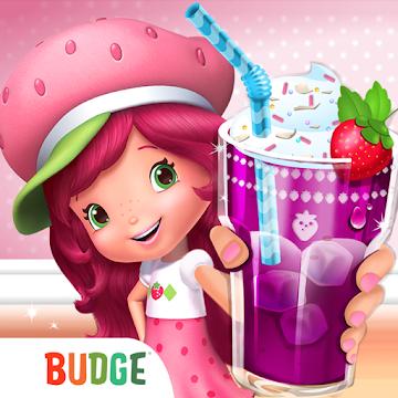 دانلود Strawberry Sweet Shop v1.8 - بازی تهیه دسر و غذا برای اندروید