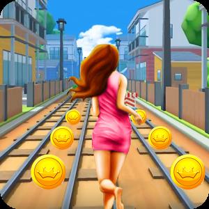 دانلود Subway Princess – Endless Run 5.0 - بازی دوندگی شاهزاده خانم اندروید