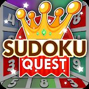 دانلود Sudoku Quest 2.4.121 - بازی پازلی سودوکو برای اندروید