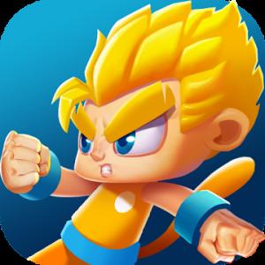 دانلود Super Brawl Heroes 1.3.8.1 - بازی اکشن قهرمانان جنگجو اندروید
