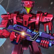 دانلود Super Cyborg 1.0 - بازی اکشن قهرمان سیببورگ اندروید
