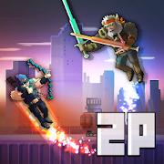 دانلود Super Hero Fight Club 1.1 - بازی آرکید باشگاه مبارزه اندروید