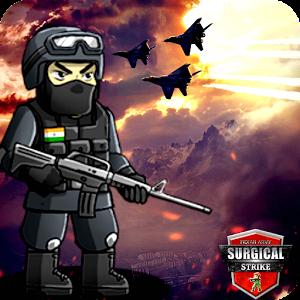 دانلود Surgical Strike - Indian Army 1.9 - بازی استراتژیک کم حجم اندروید