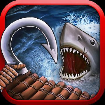 دانلود Survival on Raft: Ocean Nomad – Simulator 1.162 - بازی حفظ بقاء در اقیانوس اندروید
