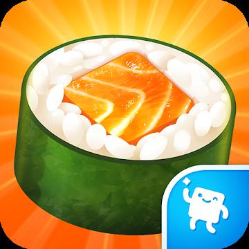 دانلود Sushi Master – Cooking story 3.9.1 - بازی مدیریت رستوران اندروید