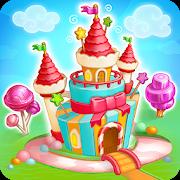 دانلود 1.22 Sweet Candy Farm with magic Bubbles - بازی سرگرم کننده اندروید
