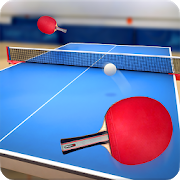 دانلود Table Tennis Touch 3.1.1508.2 - بازی ورزشی تنیس روی میز برای اندروید