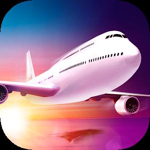 دانلود Take Off The Flight Simulator 1.0.37 - شبیه ساز پرواز اندروید