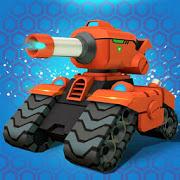 دانلود Tankr.io 8.0 - بازی سرگرم کننده کنترل تانک اندروید