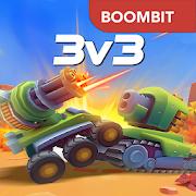 دانلود 2.68 Tanks A Lot! - Realtime Multiplayer - بازی اکشن میدان جنگ چند نفره اندروید