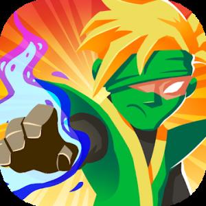 دانلود 1.4.0 Tap Superheroes: Be a brave Hero - بازی اکشن قهرمان شجاع اندروید