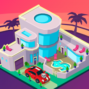 دانلود Taps to Riches 2.47 - بازی کلیکی ساختمان سازی برای اندروید
