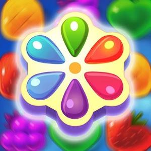 دانلود Tasty Treats 20.1 - بازی حذف میوه های مشابه اندروید