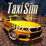 دانلود 1.2.19 Taxi Sim 2021 - بازی شبیه سازی تاکسی سیم 2021 اندروید