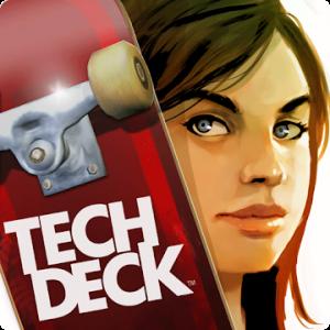 دانلود 2.1.1 Tech Deck Skateboarding v - بازی اکشن اسکیت بورد اندروید