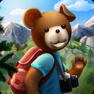 دانلود 1.6 Teddy Floppy Ear: Mt Adventure - بازی سرگرم کننده تدی پاندا اندروید