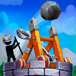 دانلود The Catapult 2 v5.0.1 - بازی پرطرفدار منجنیق 2 اندروید