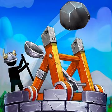 دانلود The Catapult 2 v5.0.4 – بازی پرطرفدار منجنیق 2 اندروید