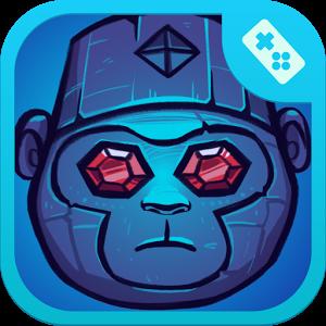 دانلود The Monkey Pit Island - Survive the treasure curse 1.1.1 - بازی جزیره میمون ها اندروید
