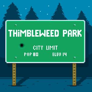 دانلود Thimbleweed Park 1.0.7 – بازی ماجراجویی تیمبلوید پارک اندروید