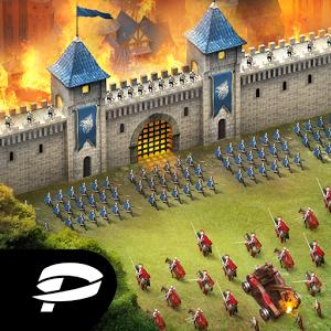 دانلود Throne: Kingdom at War 4.8.0.634 - بازی استراتژیکی تخت پادشاهی اندروید