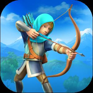 دانلود Tiny Archers 1.40.05.01111 – بازی اکشن کمانداران کوچک اندروید