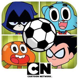 دانلود Toon Cup - Cartoon Network's Soccer Game 2.8.10 - بازی فوتبال کارتونی اندروید