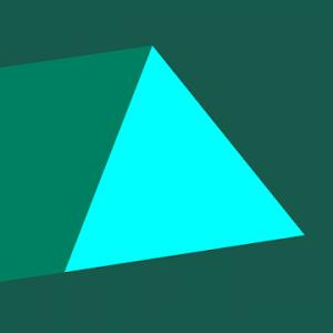 دانلود Trigono - geometric brain boiling adventure 1.0 - بازی ماجراجویی تریگونو اندروید