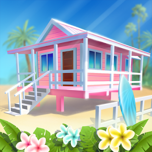 دانلود Tropical Forest: Match 3 Story 2.14.1 - بازی شبیه سازی ساخت جزیره اندروید