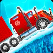 دانلود Ice Road Truck Driving Race 3.5.8 - بازی مسابقه با کامیون اندروید