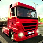 دانلود Truck Simulator 2018 : Europe 1.2.6 - بازی رانندگی با کامیون 2018 اندروید