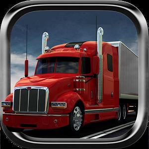 Truck Simulator 3D 2.1 - بازی رانندگی با تریلی اندروید