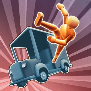 دانلود Turbo Dismount 1.43.0 - بازی شبیه ساز تصادف اندروید