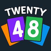 دانلود Twenty48 Solitaire 1.9.17 - بازی آموزش ریاضی اندروید