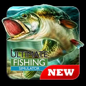 دانلود Ultimate Fishing Simulator 2.1 - بازی شبیه ساز ماهیگیری اندروید