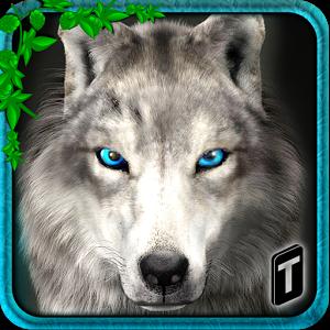 Ultimate Wolf Adventure 3D v1.0 - شبیه سازی زندگی گرگها اندروید