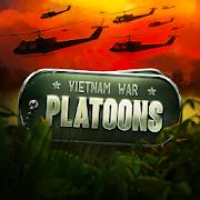 دانلود Vietnam War Platoons 2018.7.6 - بازی استراتژیکی ارتش ویتنام اندروید