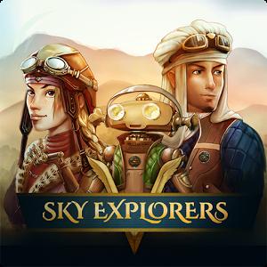 دانلود Voletarium: Sky Explorers 1.0.22 – بازی ماجراجویی کاوشگران آسمان اندروید