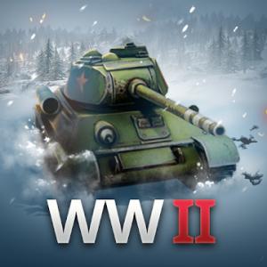 دانلود WW2 Battle Front Simulator 1.6.3 - بازی شبیه سازی جبهه نبرد اندروید