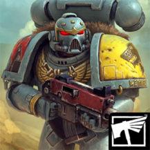 دانلود Warhammer 40,000: Space Wolf 1.4.20.2 – بازی استراتژی گرگ فضایی اندروید