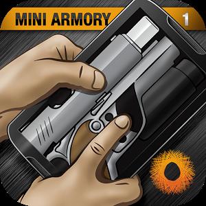 دانلود Weaphones™ Gun Sim Free Vol 1 v2.4.0 - بازی شبیه ساز اسلحه اندروید