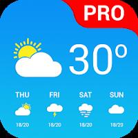 دانلود Weather App Pro 1.2 - برنامه هواشناسی پرامکانات اندروید