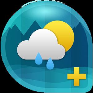 دانلود Weather & Clock Widget Ad Free 6.1.3.3 – برنامه هواشناسی اندروید